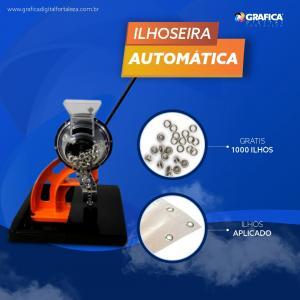ILHOSEIRA AUTOMÁTICA   4x0  Material Resistente