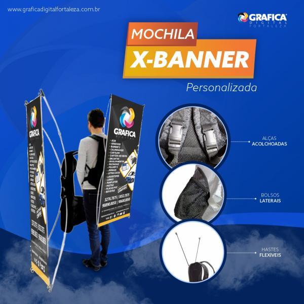 Mochila X Banner